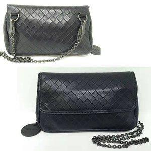 Bottega Veneta Olimpia Mini Wallet on Chain Bag